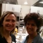 Jeanine and Vicki at ITK