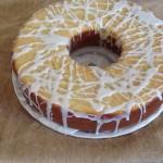 Ricotta Cake with Lemon Glaze